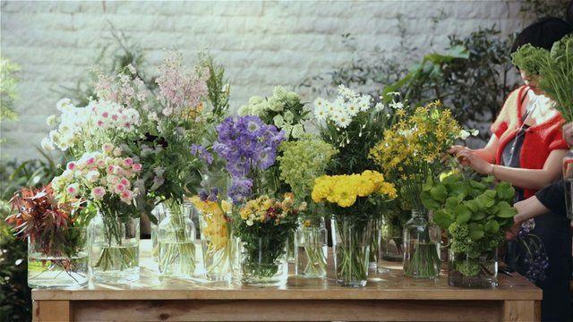Kinfolk Magazine Community Gatherings in Tokyo: Flower Potluck