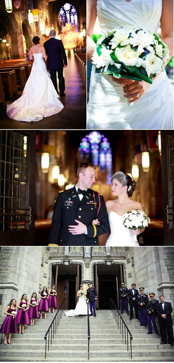 Bottom photo, great group wedding photo.