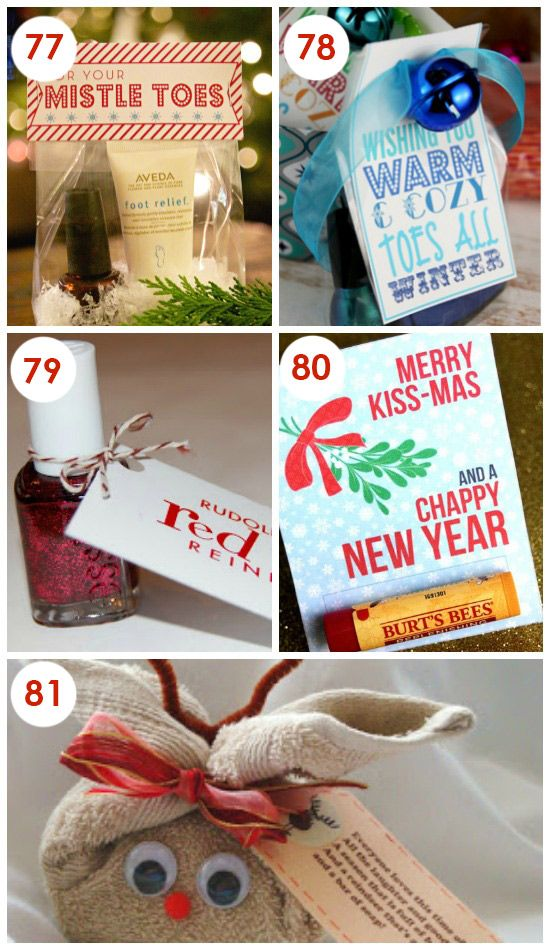101 Quick and Easy Christmas Neighbor Gifts | The Dating Divas