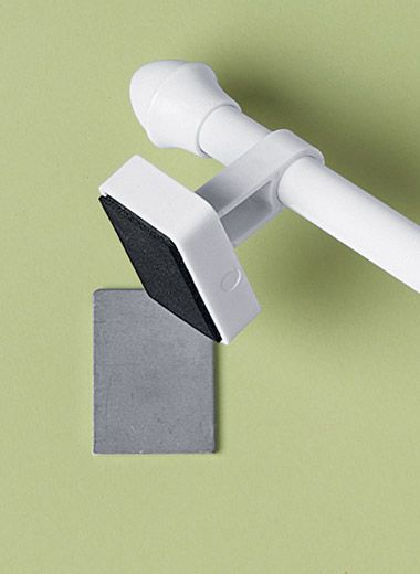 Magnetic Curtain Rod Zoom In                                                                                                                                                                                 More