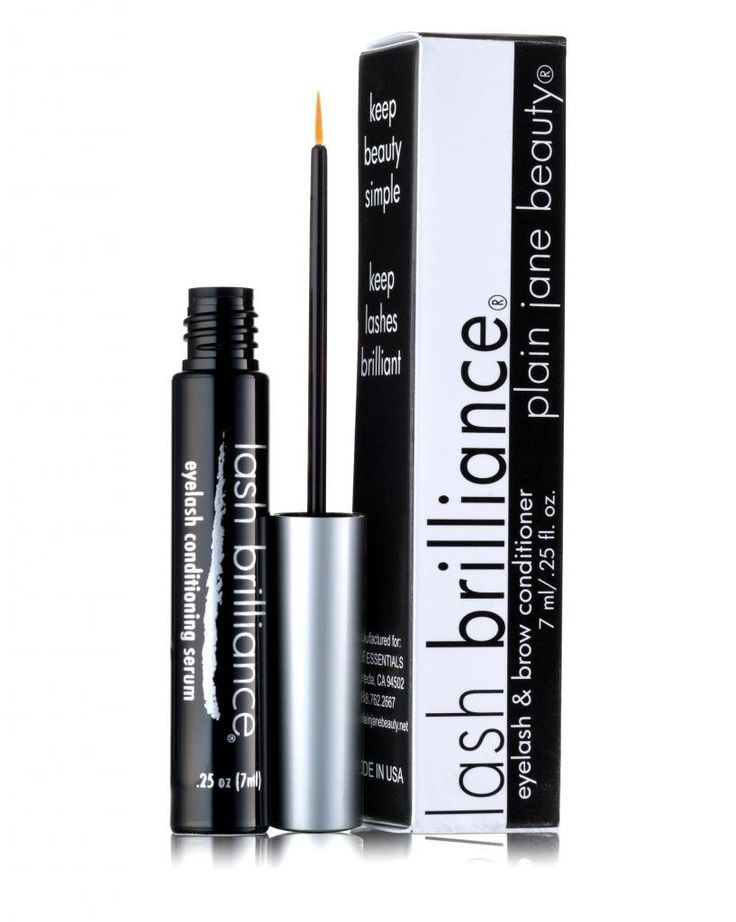 Plain Jane Beauty, Lash Brilliance, eyelash conditioning serum, lash enhancer, paraben-free, with Myristoyl Pentapeptide-17 and apple stem cell. Contains health-promoting ingredients for longer, fuller and thicker lashes. Lash Brilliance can help improve the overall appearance of your lashes in 4-8 weeks. This innovative formula was developed without the use of prostaglandin analogues, a commonly used drug with undesirable side effects and irritation. Even the most sensitive eyes can have...