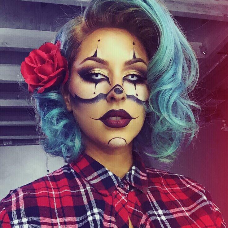 3 gangster clown - Chrispy Halloween