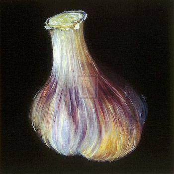 Garlic Clove Trivet Kit by Mimi Roberts