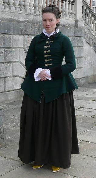 Dressing History - 18th May 2008