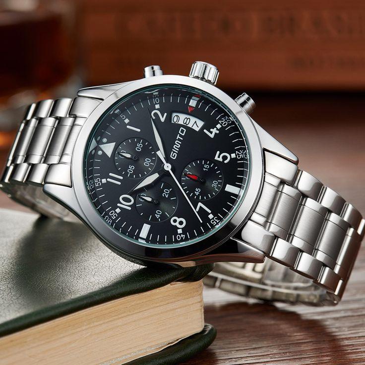 2017 MEN Watch Horloges Vrouwen Mode Luxe Merk GIMTO Vrouwen Horloge Reloj Mujer Dames Rvs Quartz Horloge Relogio Masculino