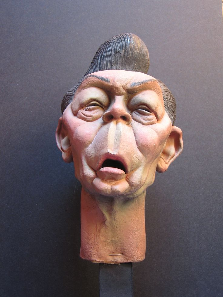 Ferdinand Marcos by Spitting Image