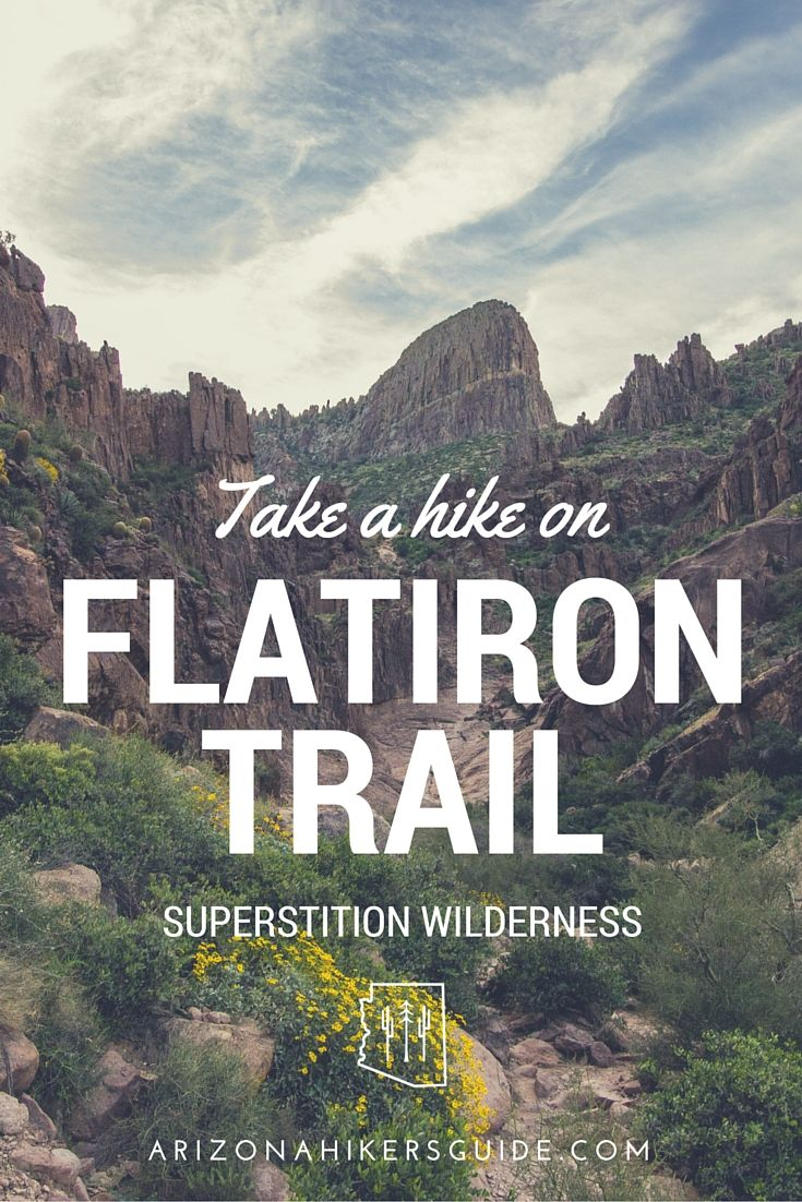360 views of Phoenix and the Superstition Mountains welcome you on this extreme hiking adventure!