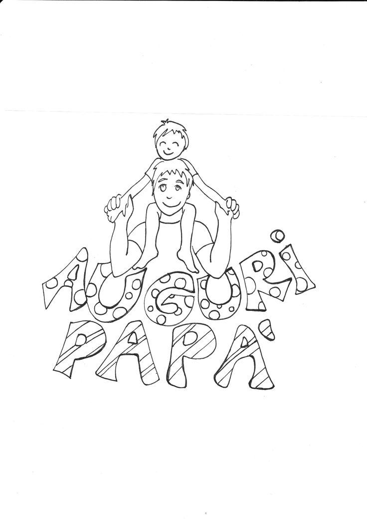 festa-del-papà-disegni-gratis-da-colorare-4.jpg (2481×3508)