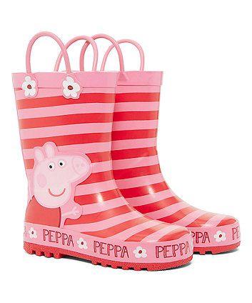 Peppa Pig wellies   footwear   Mothercare