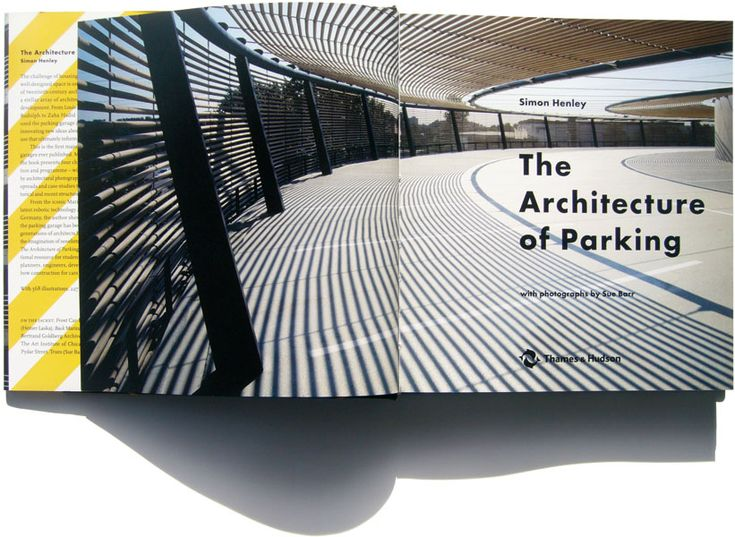 Detail of Thames & Hudson –<br/>The Architecture of Parking