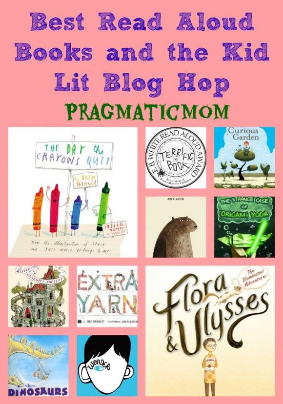 Educational Read Aloud Books For Younger Kids