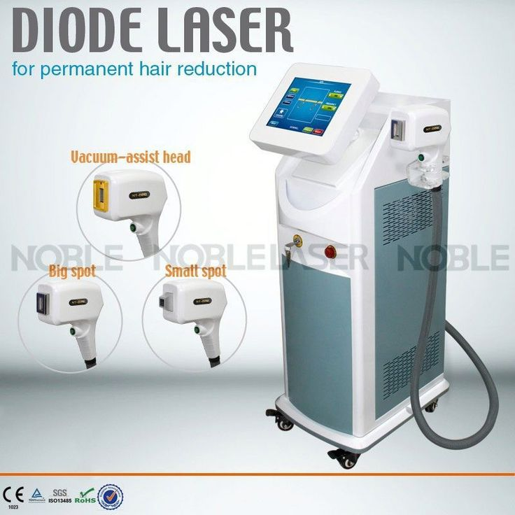 808nm diode laser hair removal with CE certificate