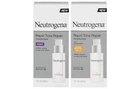Neutrogena moisturizers