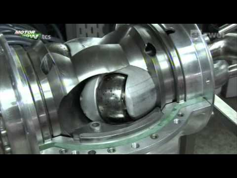 Experimental Rotary Engines: Model 32 - YouTube