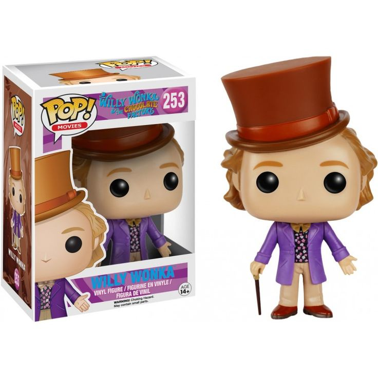 Pop! Vinyl - Willy Wonka - Willy Wonka