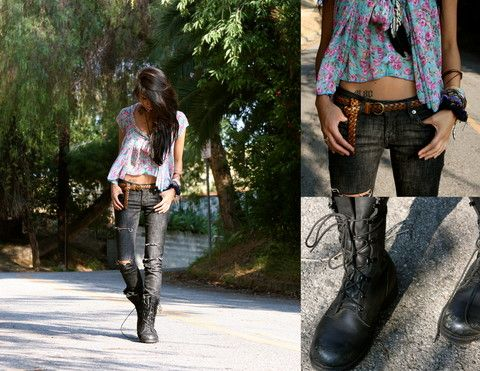 1000  images about Best Combat Boots for Women in Black - 2016 Top ...