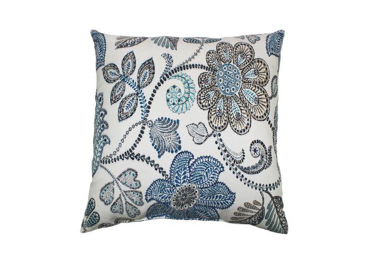 Busan Outdoor Throw Pillow