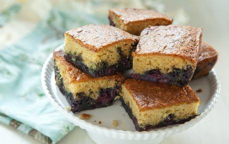 Κέικ με σοκολάτα, βανίλια και Goji berries (Γκότζι μπέρι)