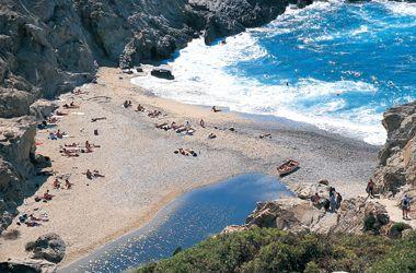 Poseidon god has nerves Nas beach in 8 Beaufort