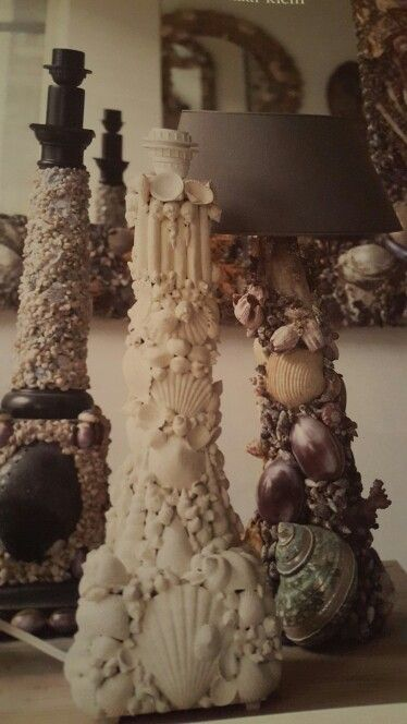 Lampvoeten in verschillende hoogtes, kleuren   en stijlen van Shellman