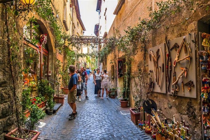 Florencie a Pisa