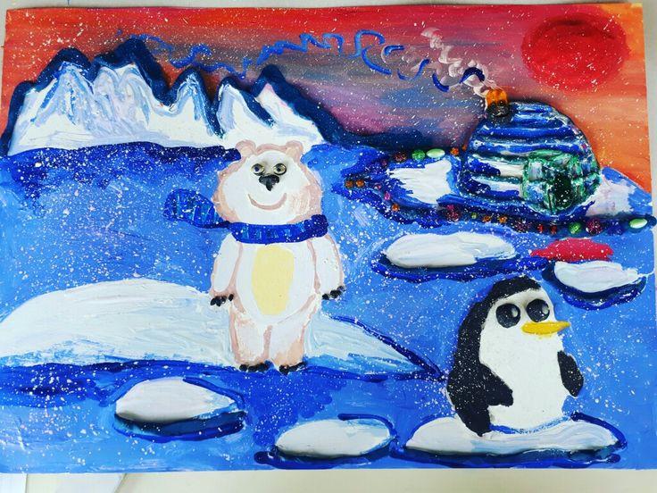 Приключения Мишки на Северном Полюсе