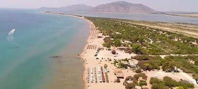 ΕΛΛΗΝΙΚΗ ΔΡΑΣΗ: ΣΤΗΝ ΑΙΤΩΛΟΑΚΑΡΝΑΝΙΑ Λούρος, η μεγαλύτερη παραλία ...