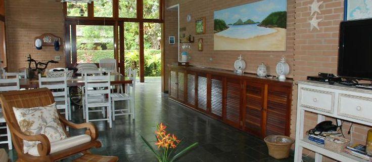 Casa para alugar para temporada em  Tenório Ubatuba