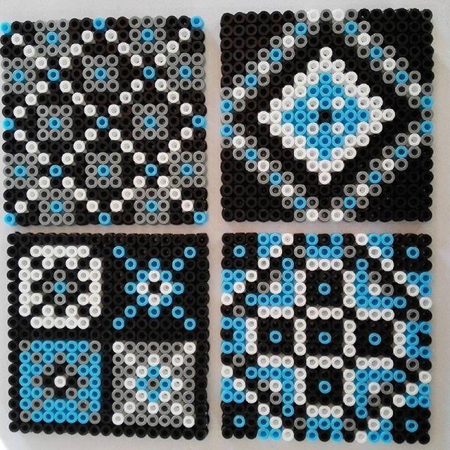 Hama perler bead designs by bymie