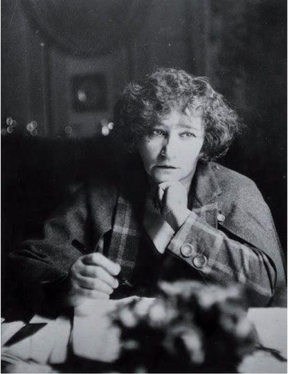 *Colette, ca. 1930 photo anonyme