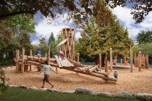 Amazing $1M playground in #richmondbc