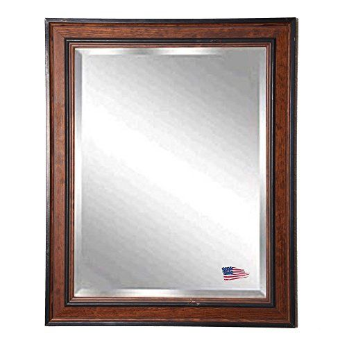 Special Offers - Cheap American Made Rayne Country Pine Beveled Wall Mirror 30.5 x 36.5 - In stock & Free Shipping. You can save more money! Check It (November 07 2016 at 05:06PM) >> http://bathvanitiesusa.net/cheap-american-made-rayne-country-pine-beveled-wall-mirror-30-5-x-36-5/