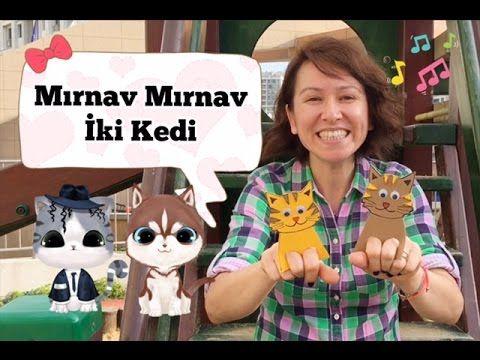 Mırnav Mırnav İki Kedi Çocuk Şarkısı
