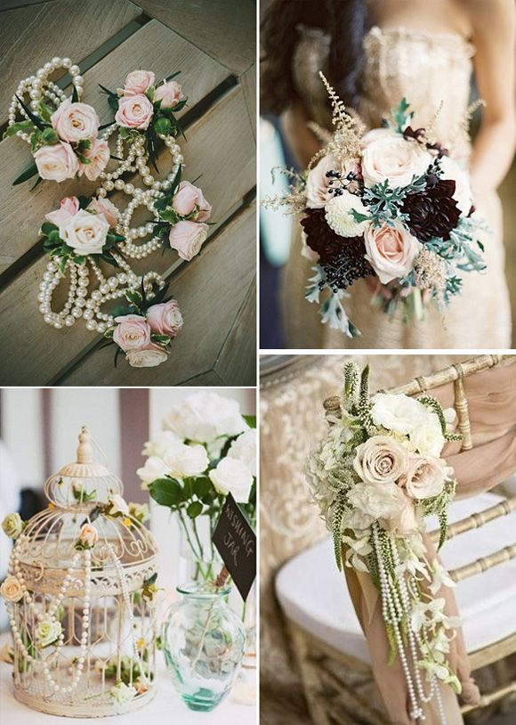 656 best images about wedding decor ideas on pinterest - Decoracion para bodas vintage ...