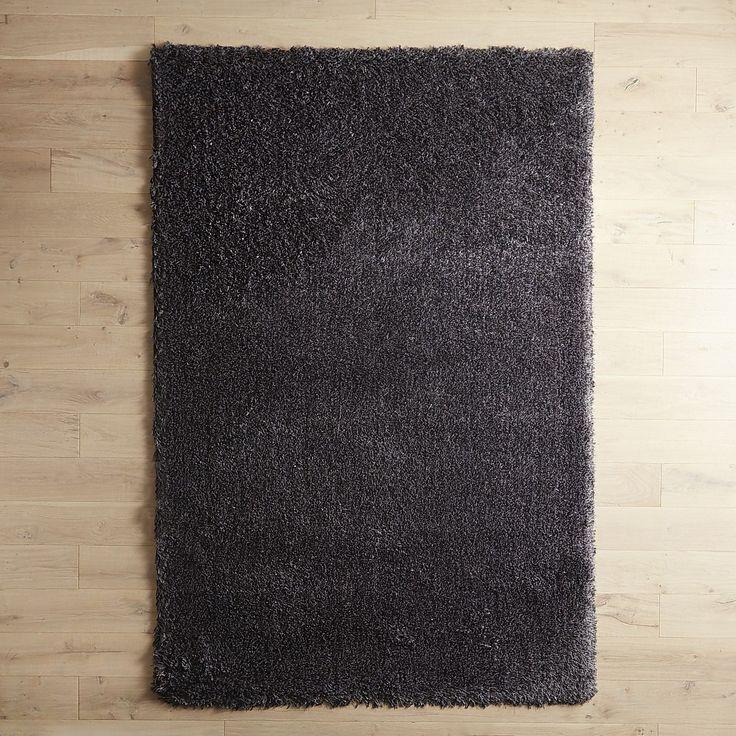 Tonal Gray 9x12 Shag Rug