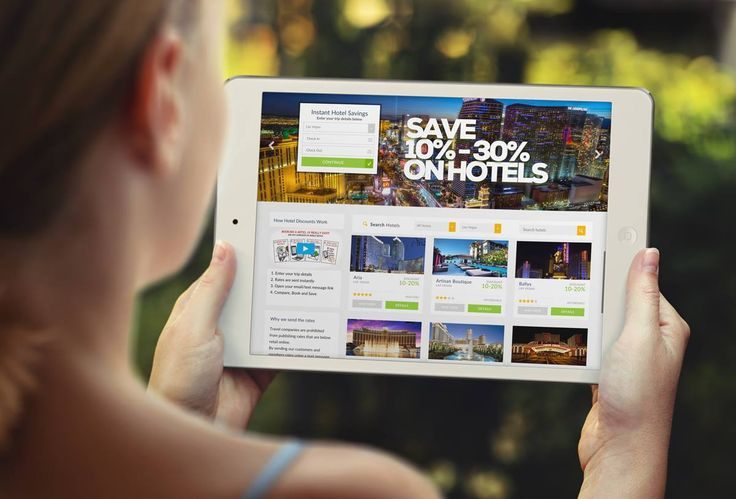 ave 10-30% on hotels in Las Vegas, New York, Miami, San Diego and more