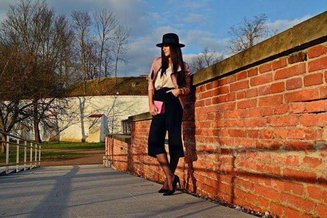I am style : CULOTTES #modino_cz #modino_style #IamStyle #blogger #culottes #style #classy