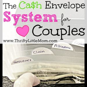 The+Cash+Envelope+System+for+couples