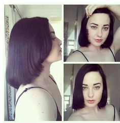Vintage Middy cut - Unstyled