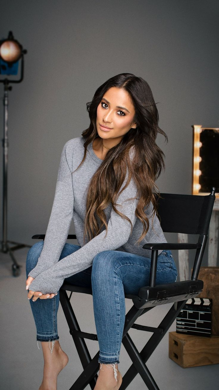 Shannon Ashley Mitchell born: April  10th 1987 in Vancouver Canada stars as Emily Fields in ABC Family's Pretty Little Liars.