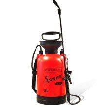 New 1.3 gal Gallon Lawn Pump Sprayer - Farm / Garden by Pit Bull. $13.99. 5 Litet Pressure Sprayer.. New Page 2 Pressure Sprayer 1.3 Gallon (5 Liter) Ideal For Spraying Water, Fertilizers, Herbicides, Pesticides, Etc. Can Also Be Used For Spraying Cleaning Detergents or Solvent-Free Preservative Treatments Style/Color May Vary NEW