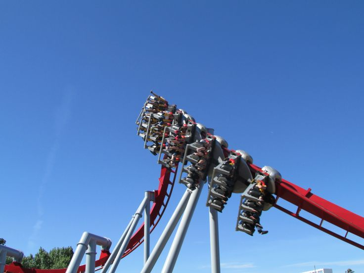 1000 Images About Thrill Rides Roller Coasters On