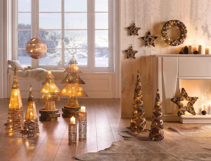 36 besten weihnachtsdeko bilder auf pinterest lichteffekte sterne und weihnachten. Black Bedroom Furniture Sets. Home Design Ideas