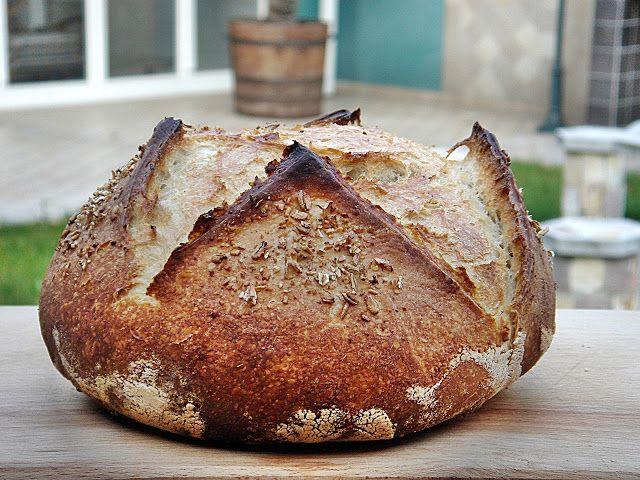 Nem vagyok mesterszakács: A kenyér: rozsos-tönkölyös kovászos cipók