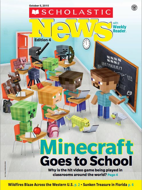 Scholastic Classroom Magazines & Scholastic News Magazines cover the latest topics to enhance instruction in math, science, reading, social studies, and more! Subscribe Today!