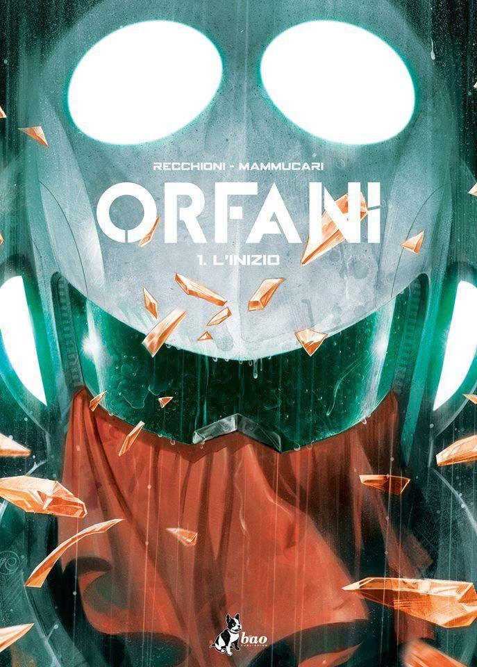RECENSIONE: ORFANI – STAGIONE 1 - http://c4comic.it/recensioni/recensione-orfani-stagione-1/