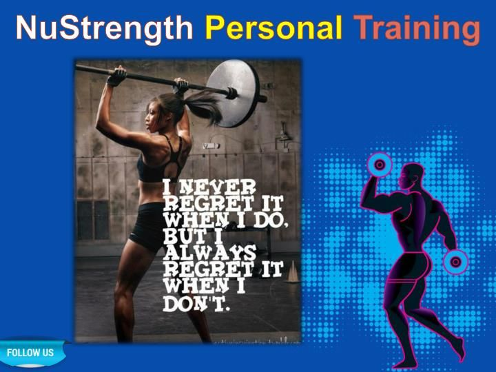 Personally frequently face off regarding whether hiring a fitness trainer is appropriate for them by and by and if it is justified regardless of the cost. For a wide range of reasons, personal training meetings can be to a great degree useful to each sort of personal.  https://nustrength.com.au/