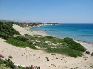 Orthi_Ammos Beach Crete