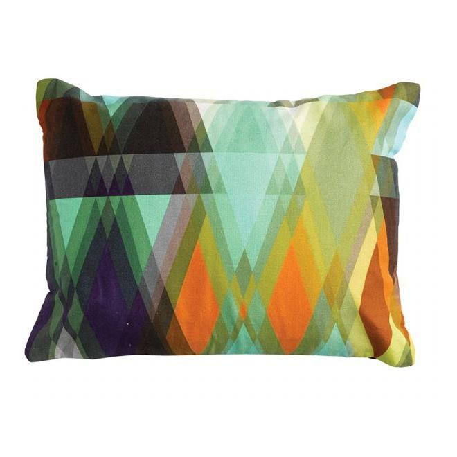 Geometric Cushion by General Eclectic