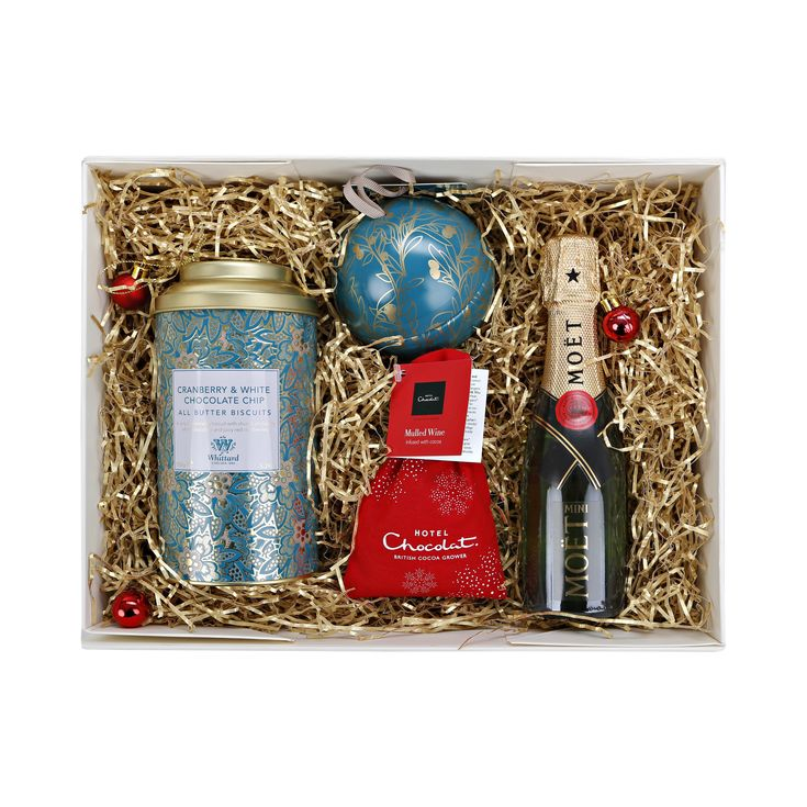 Christmas Treats for All featuring Whittard of Chelsea, Hotel Chocolat & Moet Chandon